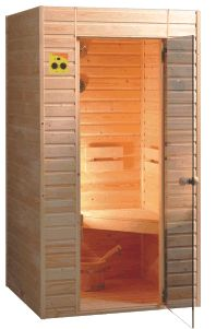 Sauna Alpha Heat 110x100