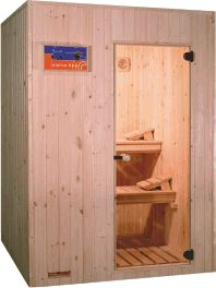 Sauna Alpha Heat 166x166