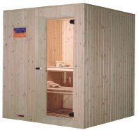 Sauna Alpha Heat 200x166