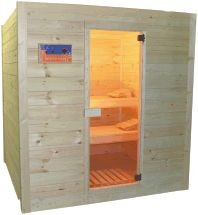 Sauna Alpha Heat  200x200