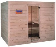 Sauna Alpha Heat 250x200